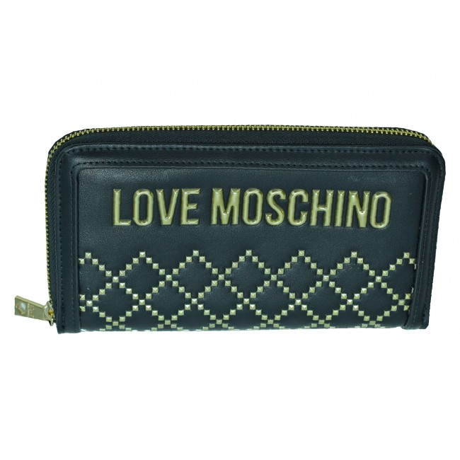 Πορτοφόλια Love Moschino Nero