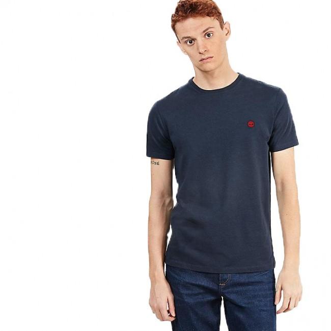 T-shirt Timberland Dark Sapphire