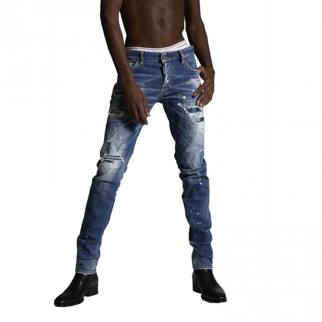 Ανδρικά  ΡΟΥΧΑ Jeans Dsquared2 470-Blue