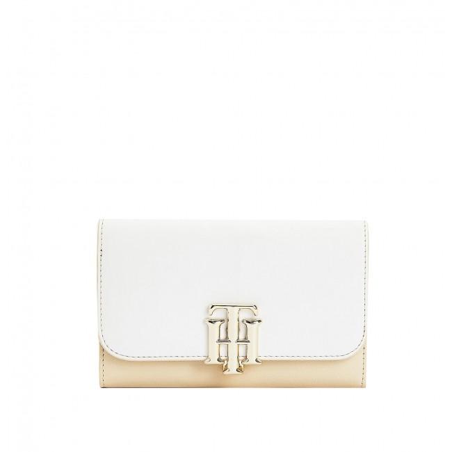 Tonal Medium Flap Wallet