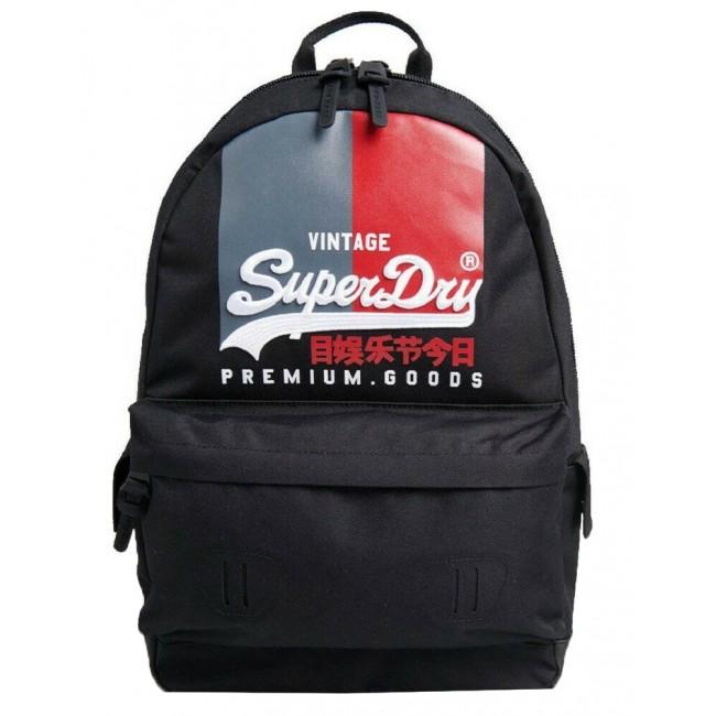 Τσάντες-Σακίδια SuperDry Black