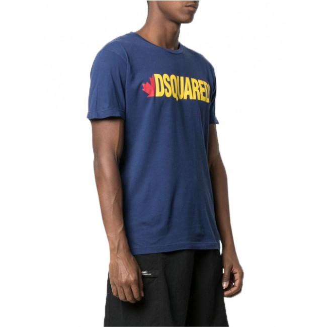 T-shirt Dsquared2 Blue