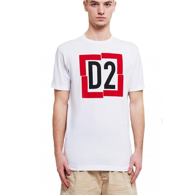 T-shirt Dsquared2 White