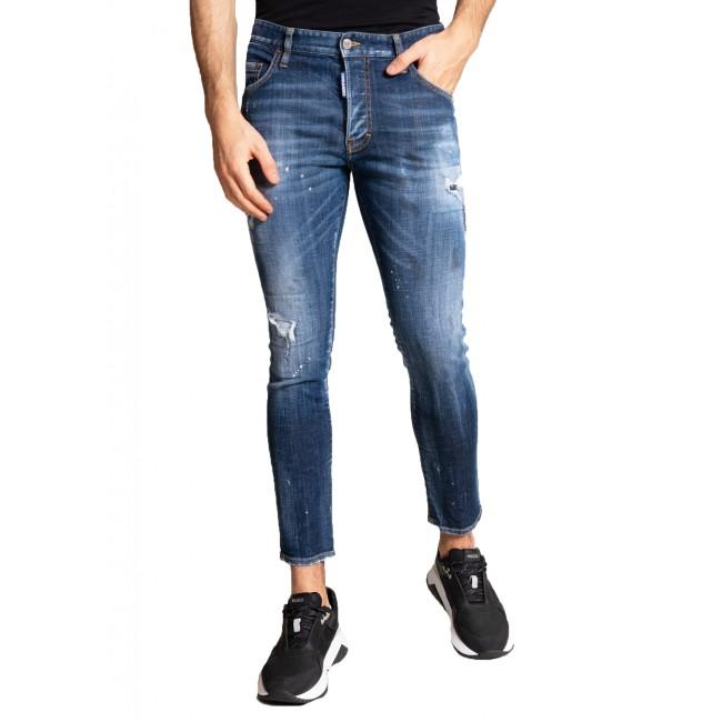 Jeans Dsquared2 Blue