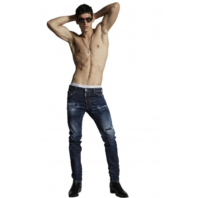 Jeans Dsquared2 Blue