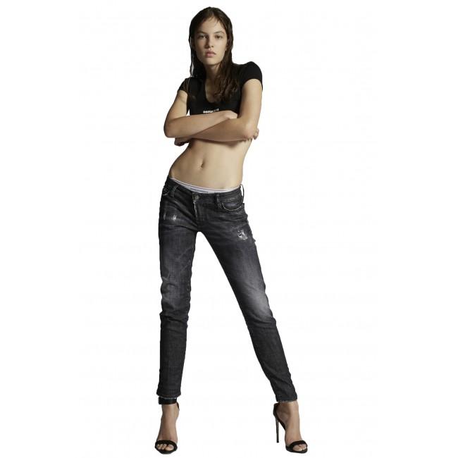 Jeans Dsquared2 Black