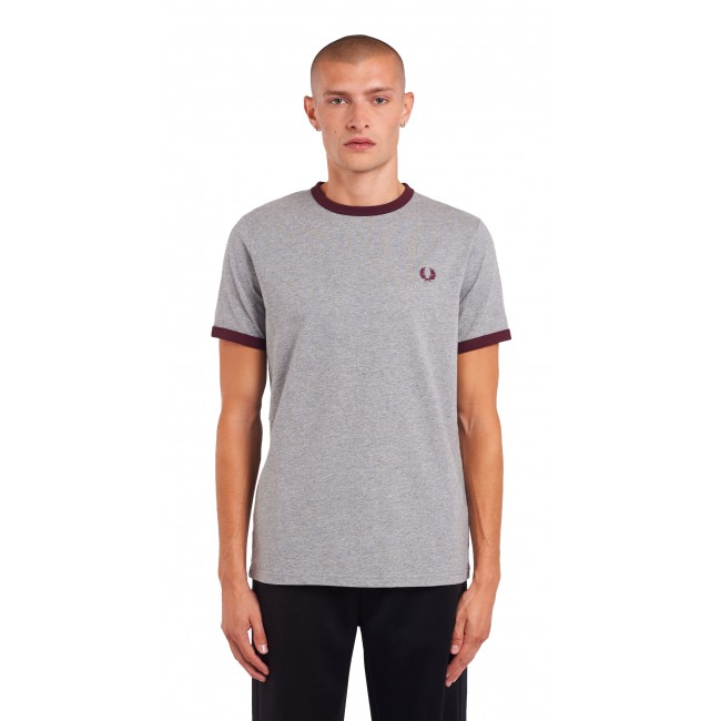 T-shirt Fred Perry Steel Marl
