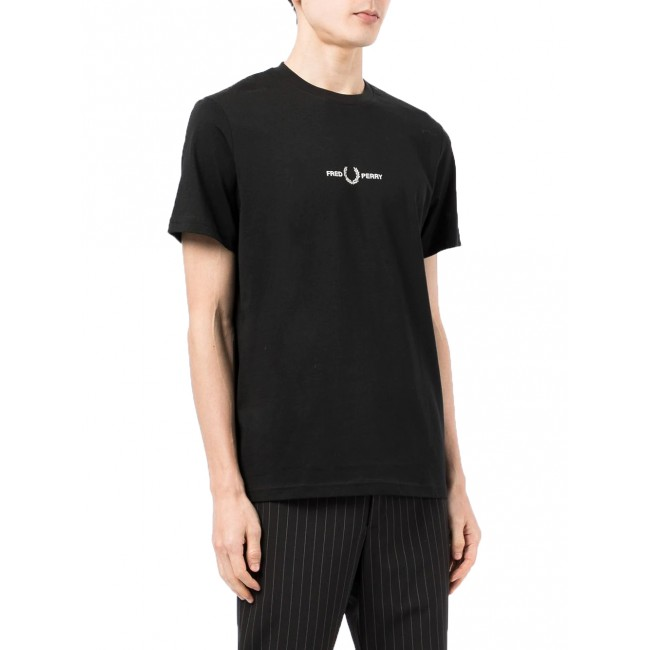 T-shirt Fred Perry Black