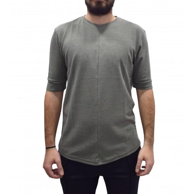 T-shirt Vittorio Artist Olive