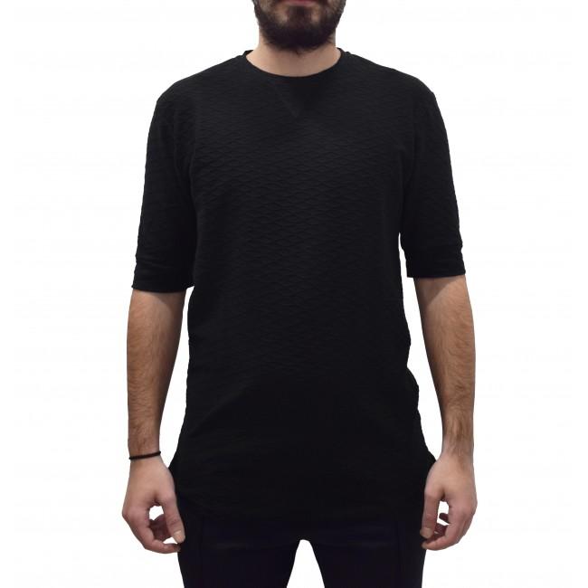 T-shirt Vittorio Artist Black