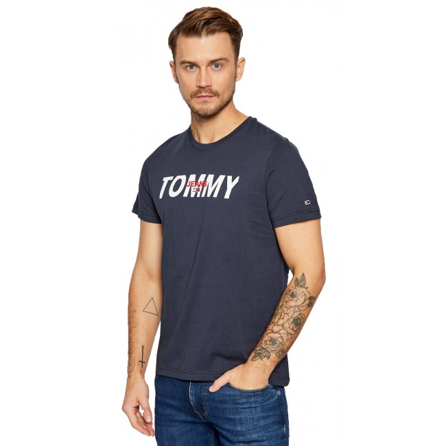 T-shirt Tommy Hilfiger Twilight Navy