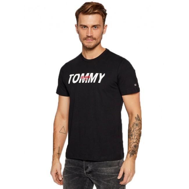 T-shirt Tommy Hilfiger Black