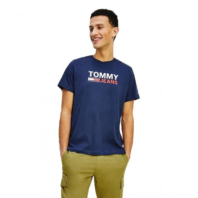 Large Logo Organic Cotton T-Shirt