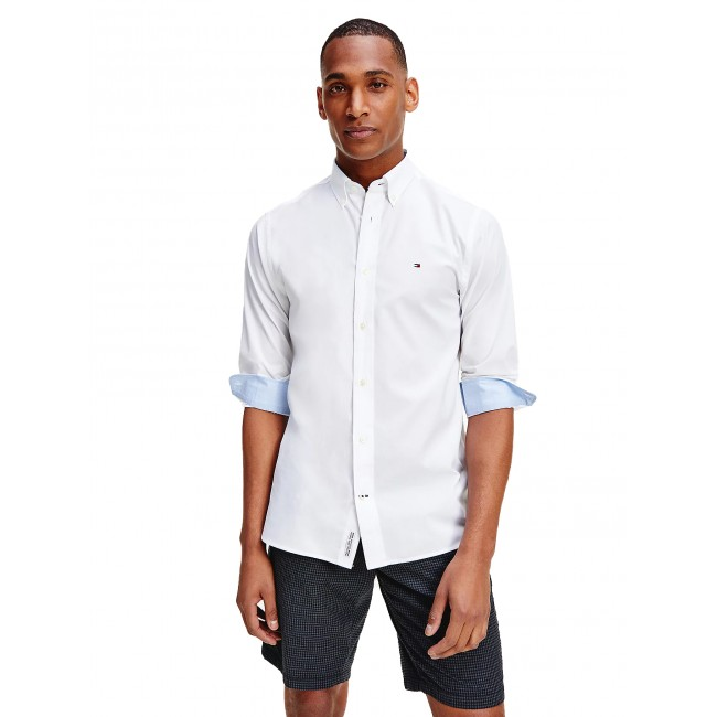 Natural Soft Poplin Shirt