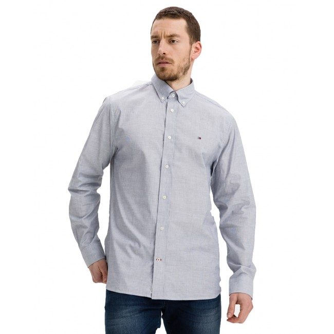 Natural Soft Poplin Shirt