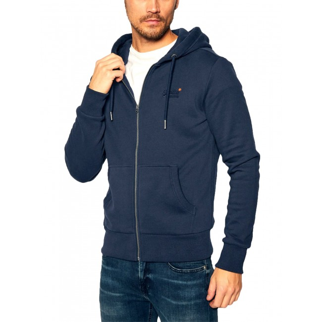 Ζακέτες SuperDry Rich Navy