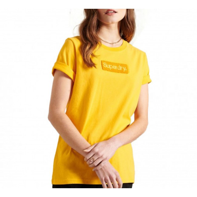 T-shirt SuperDry Springs Yellow