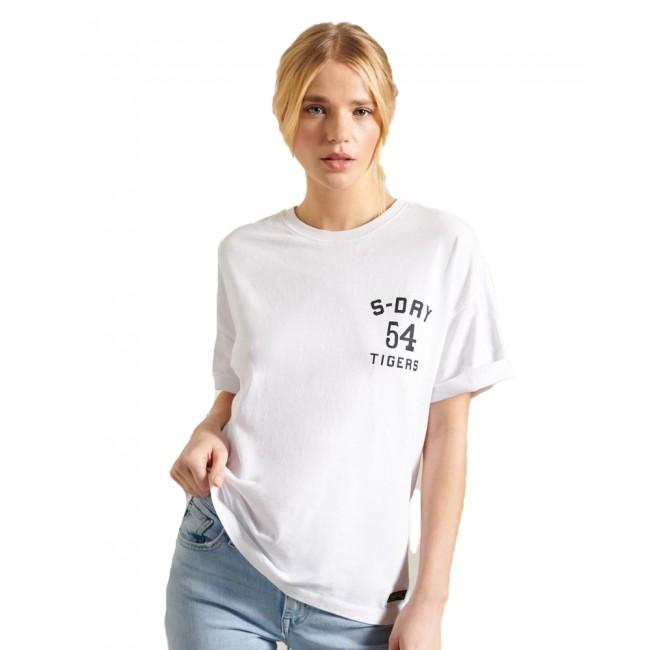 T-shirt SuperDry White