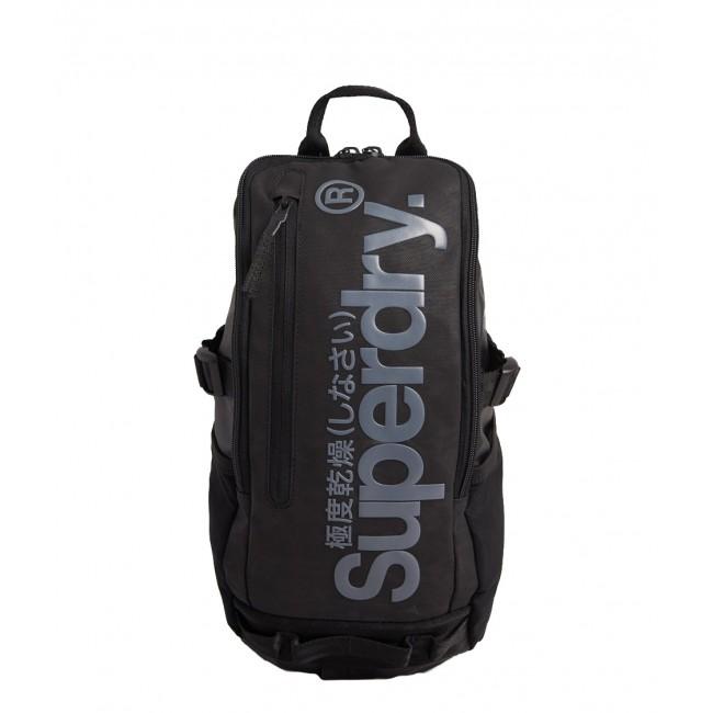 Τσάντες-Σακίδια SuperDry Black Camo