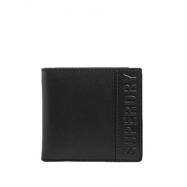 Πορτοφόλια SuperDry Black