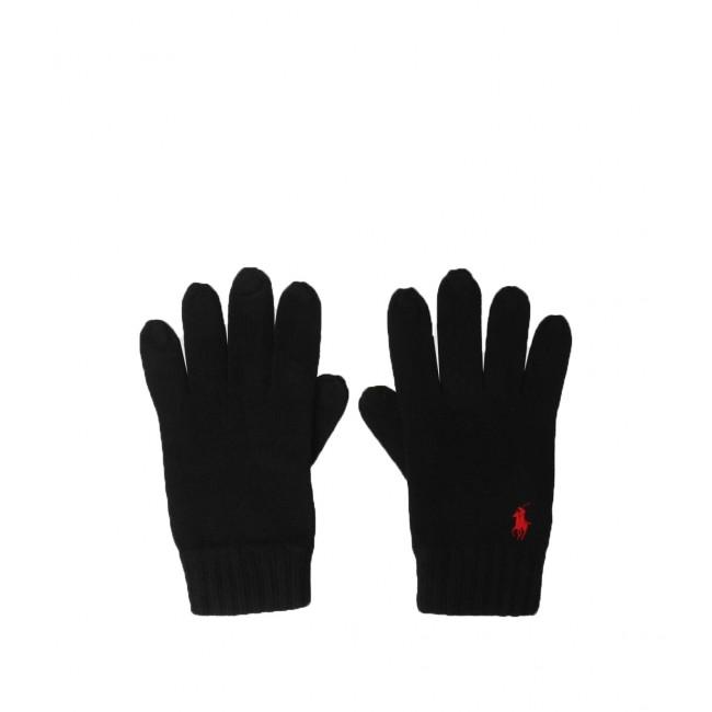Γάντια Polo Ralph Lauren Black