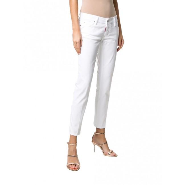 Γυναικεία  ΡΟΥΧΑ Παντελόνια Dsquared2 White
