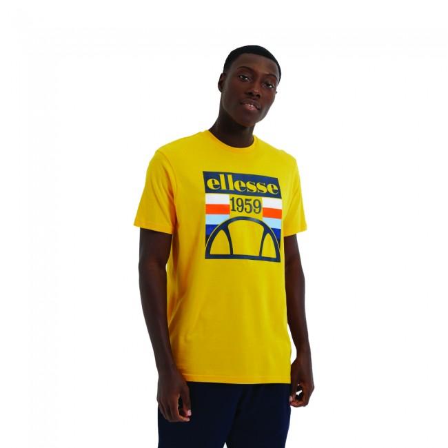 Ανδρικά  ΡΟΥΧΑ T-shirt Ellesse Yellow