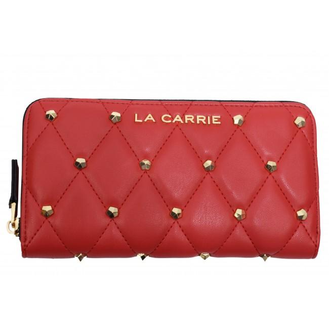 Πορτοφόλια La Carrie Red