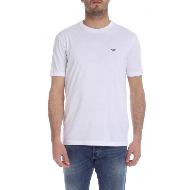 T-shirt Armani Bianco Ottico