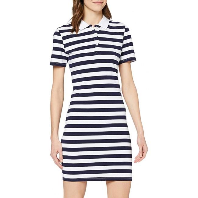 Γυναικεία  ΡΟΥΧΑ Φορέματα SuperDry Navy Stripe