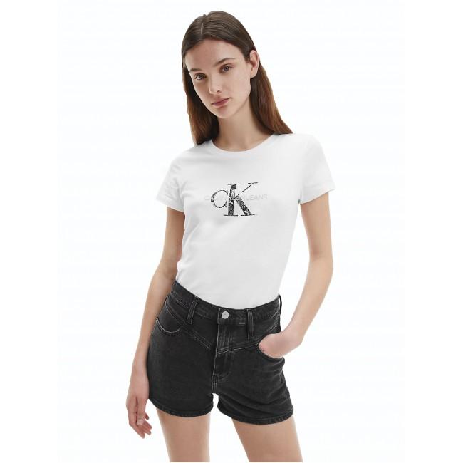 T-shirt Calvin Klein White