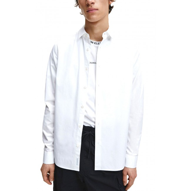Πουκάμισα Calvin Klein White