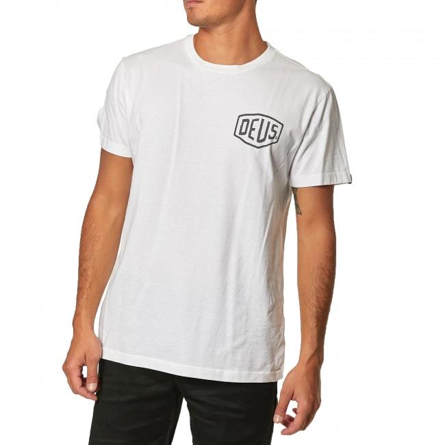 T-shirt Deus Ex Machina White