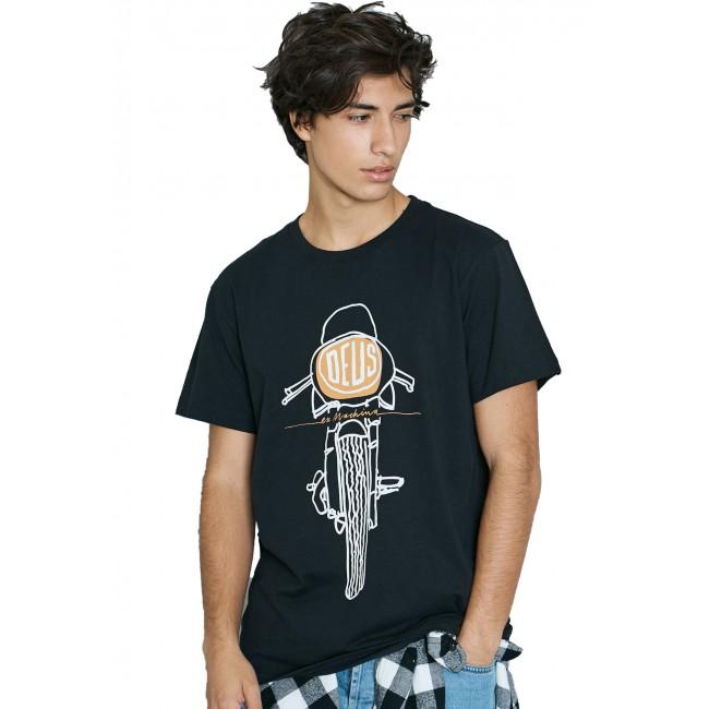 T-shirt Deus Ex Machina Black