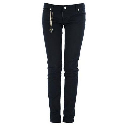 ΓΥΝΑΙΚΕΙΑ ΡΟΥΧΑ Jeans     Dsquared2 BLACK / ΜΑΥΡΟ