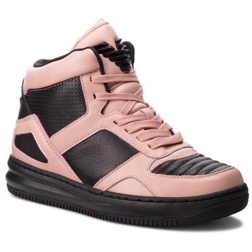 39ed6db4cfb ΓΥΝΑΙΚΕΙΑ ΠΑΠΟΥΤΣΙΑ Sneakers Armani PINK / ΡΟΖ