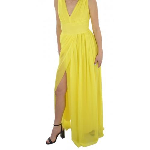 ΓΥΝΑΙΚΕΙΑ ΡΟΥΧΑ Φορέματα Artigli YELLOW 2842236a870