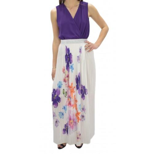 ΓΥΝΑΙΚΕΙΑ ΡΟΥΧΑ Φορέματα Artigli ΛΕΥΚΟ 50cb85973fa