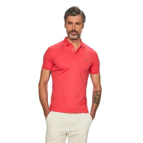 ΑΝΔΡΙΚΑ ΡΟΥΧΑ Πόλο Μπλούζες     Polo RED  ΑΝΔΡΙΚΑ