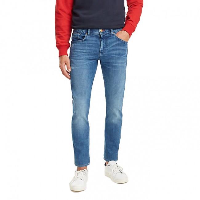 Ανδρικά  ΡΟΥΧΑ Jeans Tommy Hilfiger HILLIARD BLUE