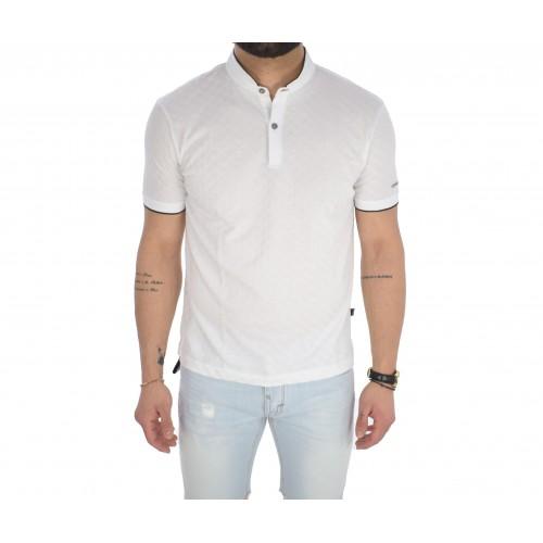 e01212dd3e8d ΑΝΔΡΙΚΑ ΡΟΥΧΑ Πόλο Μπλούζες Guy Laroche 16 WHITE 100% COTTON