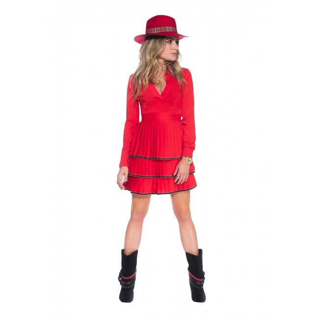 Γυναικεία  ΡΟΥΧΑ Φορέματα NIKKIE Racing Red