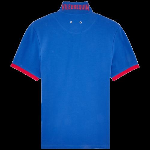 ΑΝΔΡΙΚΑ ΡΟΥΧΑ Πόλο Μπλούζες     Vilebrequin BLUE DE MER  ΑΝΔΡΙΚΑ