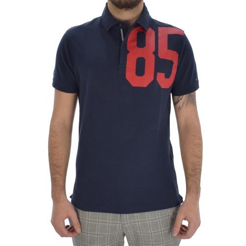 9ff5e0f9592 ΑΝΔΡΙΚΑ ΡΟΥΧΑ Πόλο Μπλούζες Tommy Hilfiger NAVY -50%