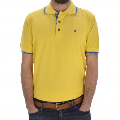 ΑΝΔΡΙΚΑ ΡΟΥΧΑ Πόλο Μπλούζες     Guy Laroche 15/Yellow