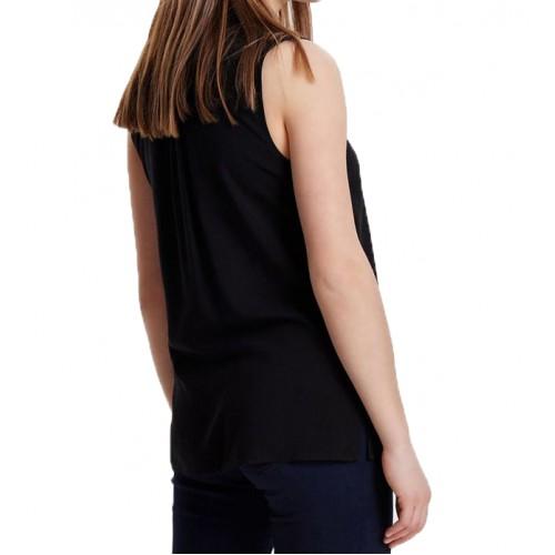 ΓΥΝΑΙΚΕΙΑ ΡΟΥΧΑ T-shirt     Only BLACK  ΓΥΝΑΙΚΕΙΑ