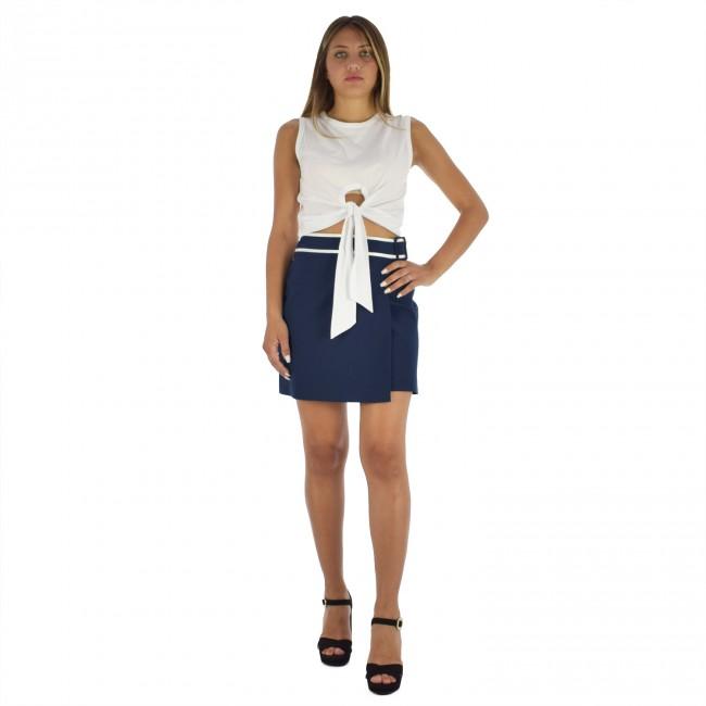 Γυναικεία  ΡΟΥΧΑ Φούστες Tommy Hilfiger Blue