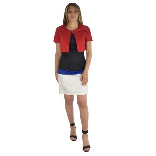 62d4af71ba ΓΥΝΑΙΚΕΙΑ ΡΟΥΧΑ Φορέματα Love Moschino Red-Black-White