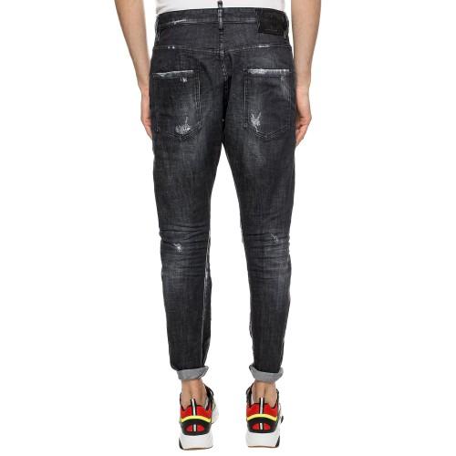 ΑΝΔΡΙΚΑ ΡΟΥΧΑ Jeans     Dsquared2 900-Nero