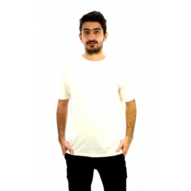 Ανδρικά  ΡΟΥΧΑ T-shirt Comme des fuckdown Panna